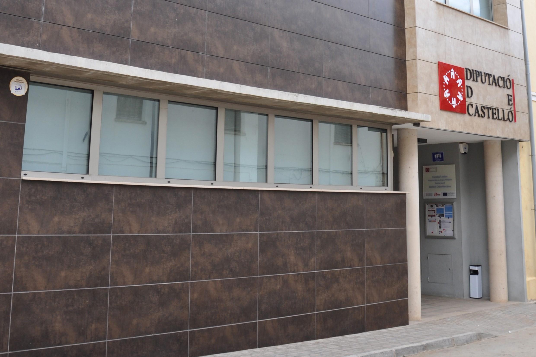 Centro CEDES Albocàsser