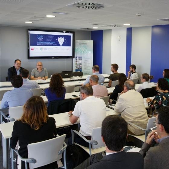 La Diputació i l'Espaitec comencenCastelló Global Program