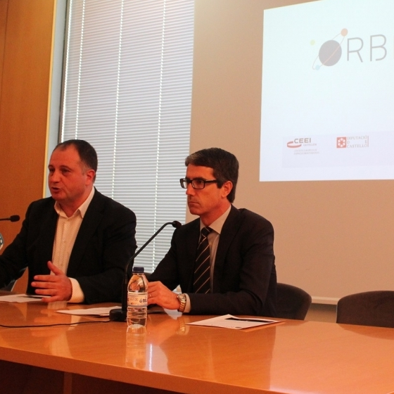 Presentamos con el CEEI el programa ÓRBITA de crecimiento empresarial