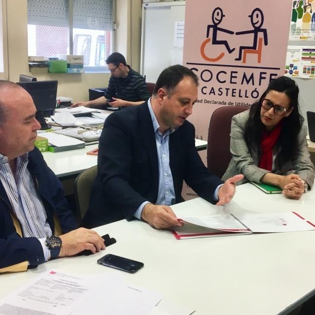 La Diputació impulsa la inserció laboral de persones amb discapacitat en el Work Forum