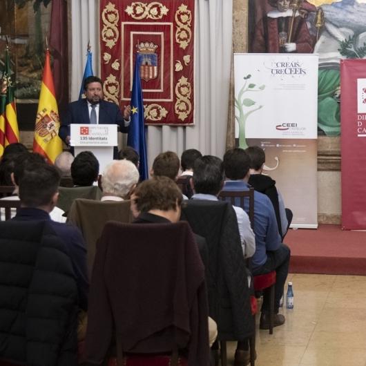Diputació acosta inversions a les empreses més innovadores de la província