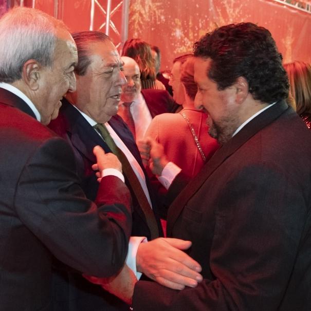 Moliner participa en la cena de la Asociación Valenciana de Empresarios