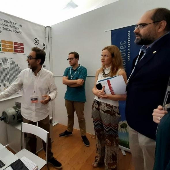 Promoció Econòmica de la Diputació de Castelló, present a la Fira Destaca de la Vall d'Uixó