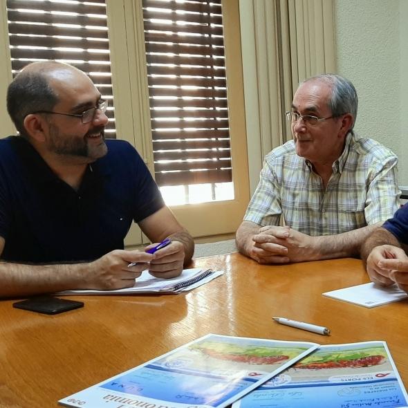 Ferrando analizará vías para potenciar el sector artesano para profesionalizar en el interior