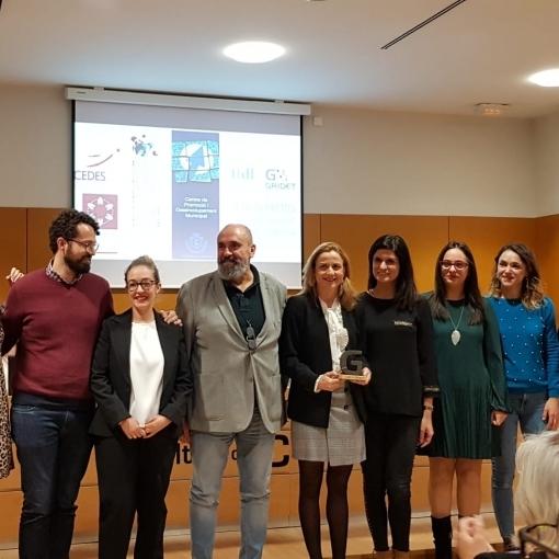 Premien la xarxa CEDES pel seu paper en el desenvolupament econòmic de les comarques de Castelló