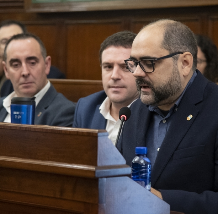 La Diputación incluye las demandas de los ayuntamientos al plan bienal de fomento de la ocupación y el emprendimiento