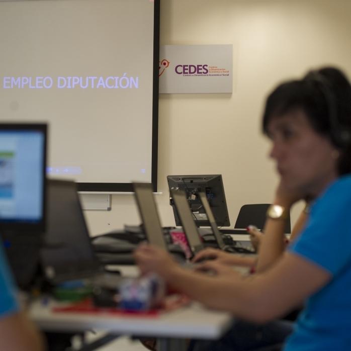 La Diputació inicia dos nous tallers anuals d'ocupació en els Centres CEDES d'Albocàsser i Llucena