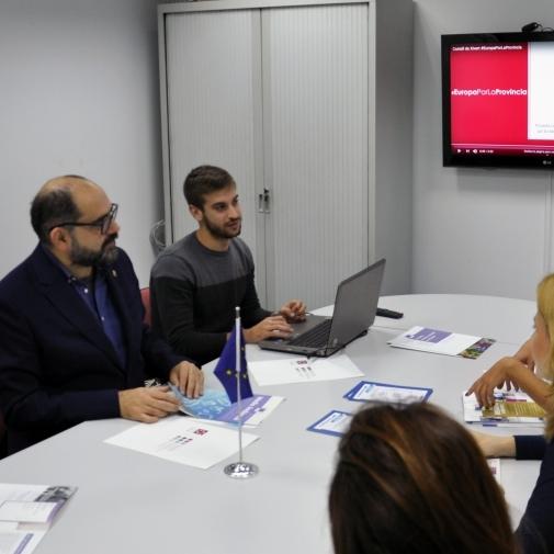 El servei de Promoció Econòmica i Internacionalització de la Diputació renova el Certificat de Qualitat ISO