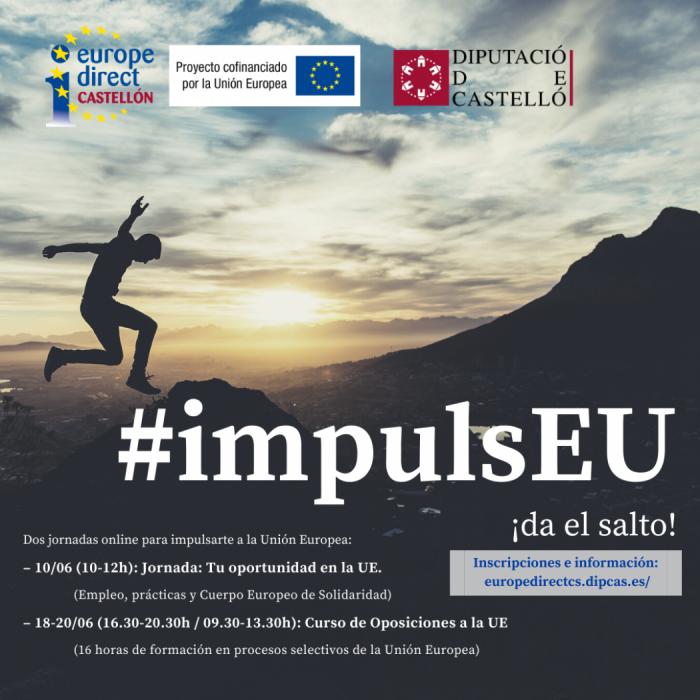 El centre Europe Direct de la Diputació acosta les oportunitats de treball de la UE a la joventut de la província