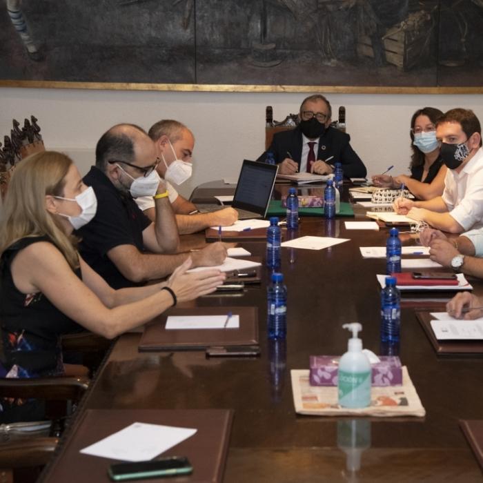 L'equip de govern de la Diputació de Castelló prioritzarà la captació de fons europeus estructurals