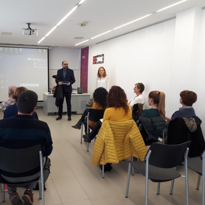 Diputació adapta la seua estratègia de formació per a l'ocupació i l'emprenedoria a la nova normalitat