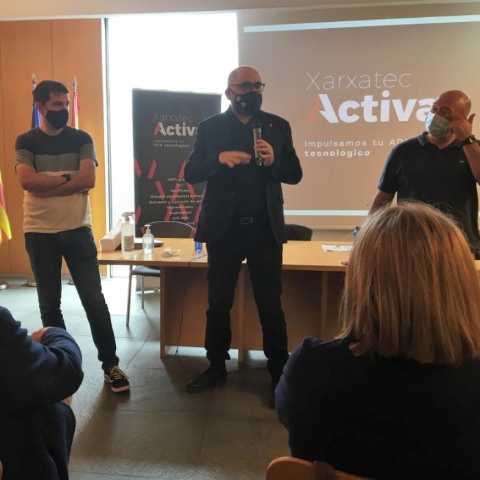 La Diputación impulsa Xarxatec Activa para la capacitación tecnológica de las empresas de Castelló