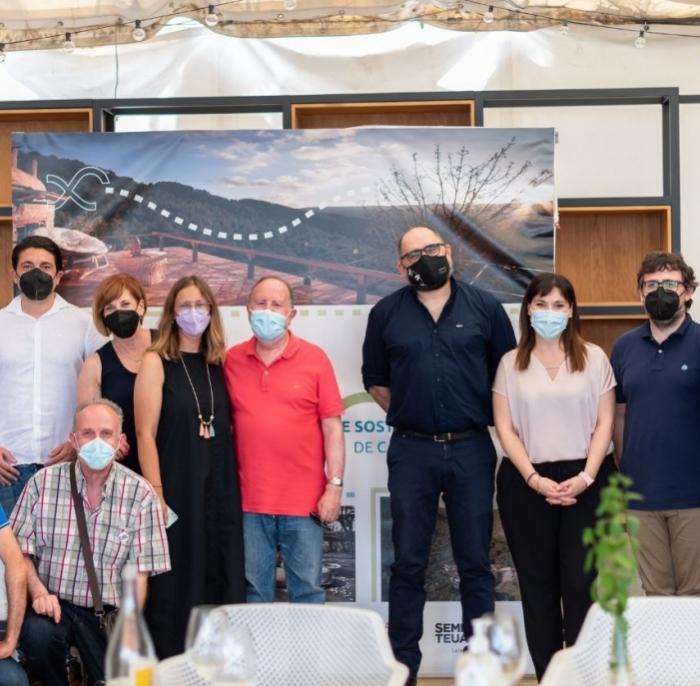 La Diputació apoya a la AVEBC en el impulso de la Red de Turismo Sostenible de Castelló