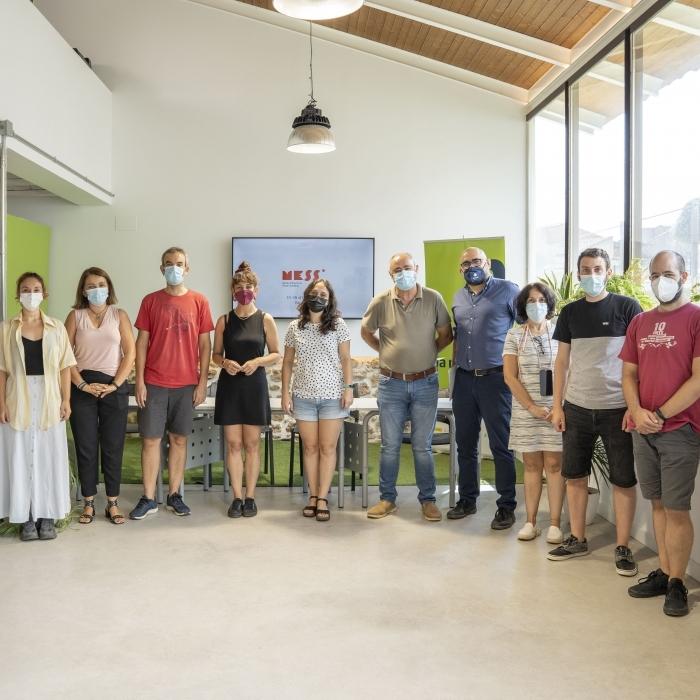 La Diputación de Castellón y la Associació Bolangera presentan la I Muestra de Economía Social y Solidaria en la Niuada