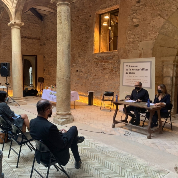 La Diputació de Castelló dona suport a la II Setmana Sostenible de Betxí