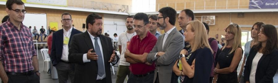 Diputación refuerza el III Hackathón Castellón como cuna de talento