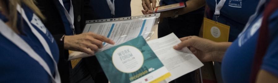 Diputación y la Cámara de Comercio ultiman el Work Forum por el empleo en la provincia