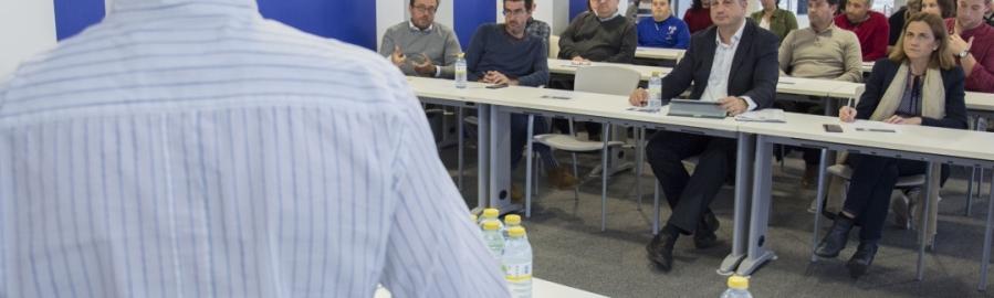 Diputación impulsa la innovación en el crecimiento empresarial para generar riqueza y empleo