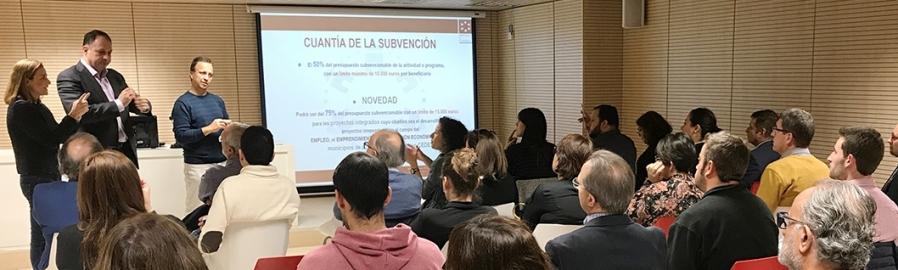 La Diputación aumenta un 50% su presupuesto para acciones innovadoras