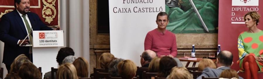 """Moliner: """"La Diputación trabaja por una provincia en la que no importe tu género"""""""