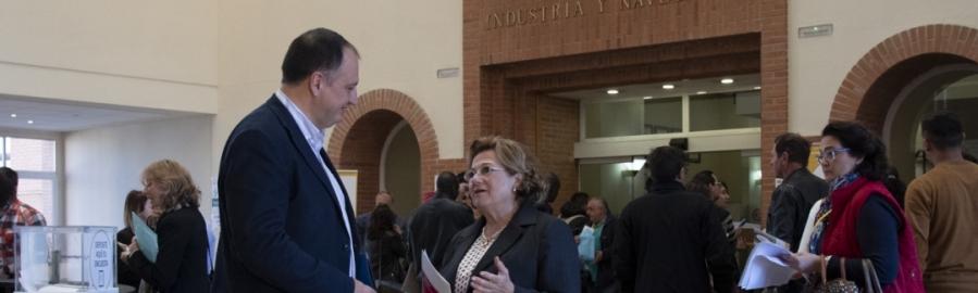 Diputación y la Cámara consolidan el Work Forum como la feria de empleo