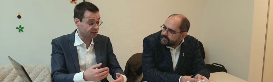 Ferrando encuentra apoyo en Bruselas para impulsar la economía sostenible en Castellón