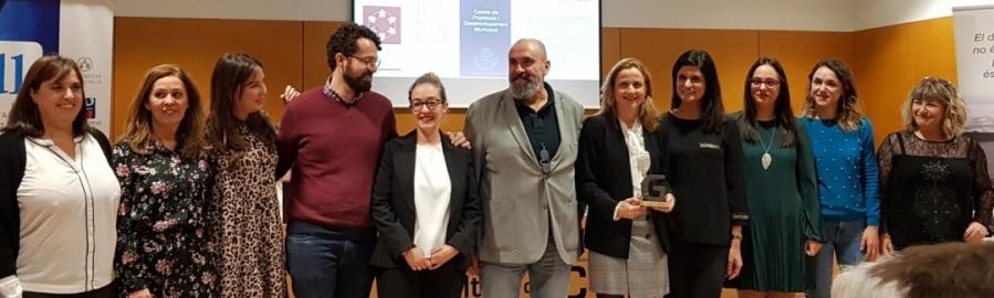 Premian la red CEDES por su contribución al desarrollo económico de las comarcas de Castellón