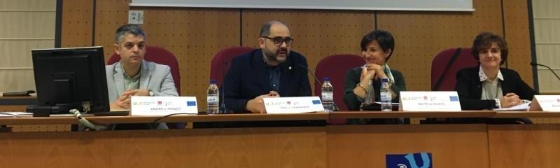 La Diputació analiza el impacto de las Políticas de Cohesión europeas en las comarcas de Castellón
