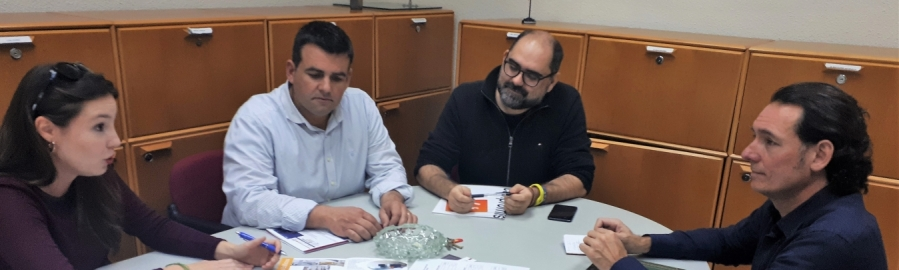 El diputado de Promoción Económica impulsa una bateria de medidas de fomento de la ocupación en el Alt Maestrat