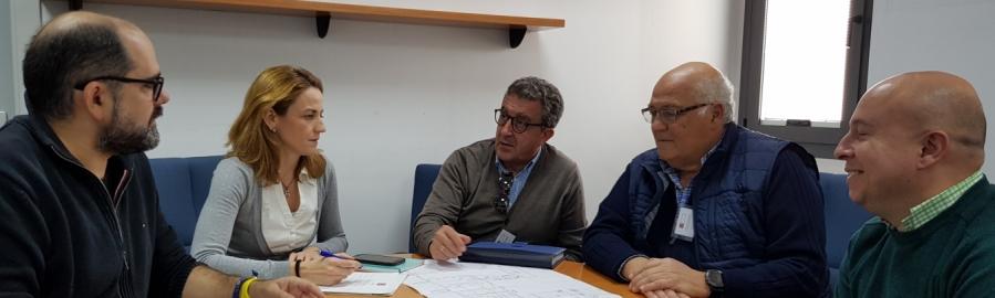Promoción Económica busca sinergias para la formación ocupacional en el terreno de la automoción en la provincia