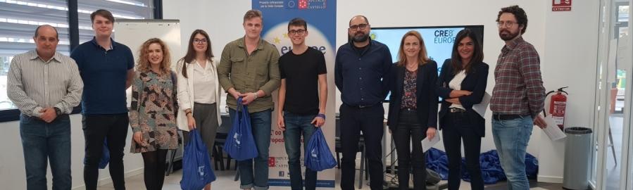 Estudiantat internacional proposa solucions creatives al despoblament de l'interior de Castelló