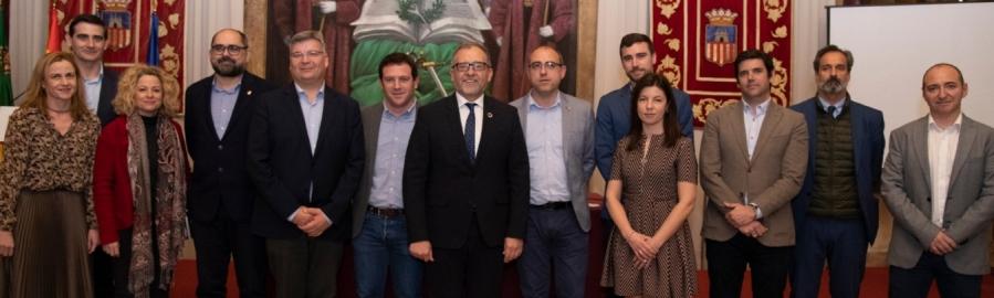 La Diputació de Castelló presenta la plataforma rural intel·ligent Smart Villages als ajuntaments