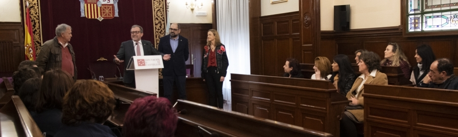 La Diputació de Castelló modifica les bases del Pla d'Ocupació perquè els ajuntaments puguen contractar personal durant tres mesos