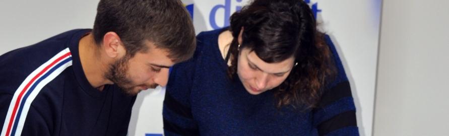 El Centro Europe Direct de la Diputació lanza el concurso #EuropaEnCasa a las redes sociales