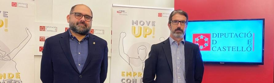 La cinquena edició de 'Move Up!' prioritza la creació d'empreses per a pal·liar els efectes de la pandèmia