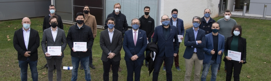 La Diputación impulsa con 100.000 euros el crecimiento de cinco 'startups' de la provincia con el programa 'Órbita'