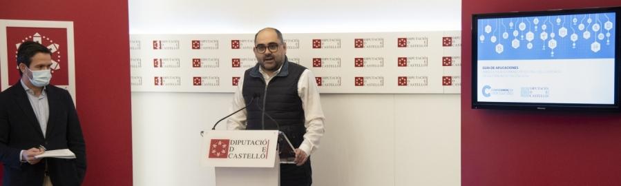 La Diputació de Castelló i Confecomerç llancen una guia per a digitalitzar els xicotets negocis de proximitat