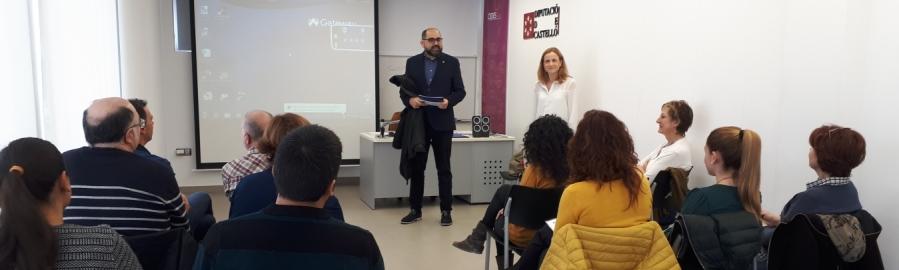 Diputació adapta su estrategia de formación para el empleo y el emprendimiento a la nueva normalidad