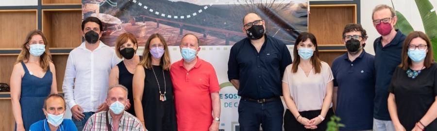 La Diputació dona suport a l'AVEBC en l'impuls de la Xarxa de Turisme Sostenible de Castelló