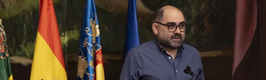 La Diputació de Castelló muestra su preocupación por el corte de línea telefónica en el Mas de Noguera