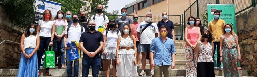 Europe Direct Castelló trasllada les propostes dels agents socials i econòmics de l'interior a la Comissió Europea